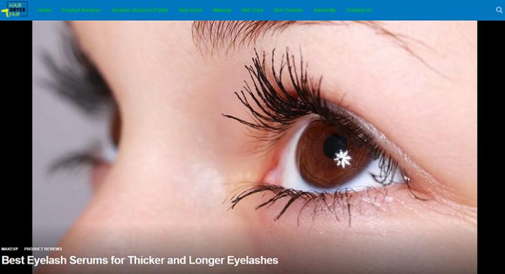 the best eyelashes serum